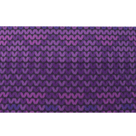 Kidneykaren Basic warmers Dames roze/violet
